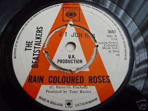 Rain Coloured Roses Promo