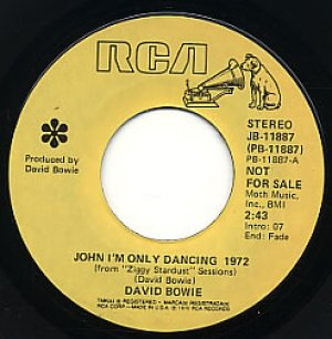 John, I Only Dancing 1979 USA 2 Promo