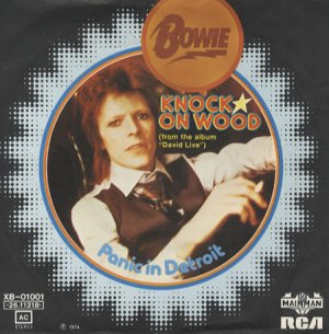 Knock On Wood 1974 Allemagne