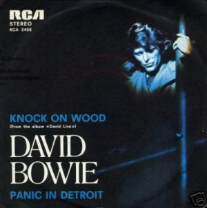 Knock On Wood 1974 Italie