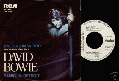 Knock On Wood 1974 Italie Promo