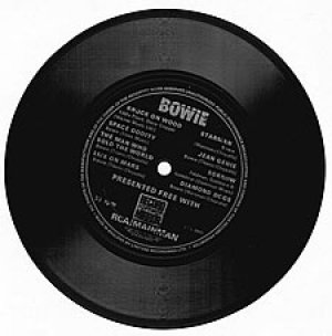 Knock On Wood 1974 Royaume-Uni Flexi