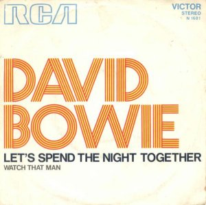 Let's Spend The Night Together 1973 Italie