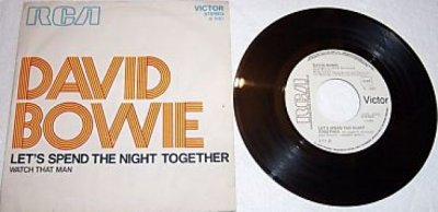 Let's Spend The Night Together 1973 Italie Promo