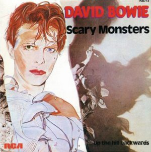 Scary Monsters France