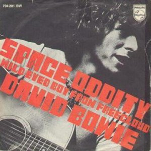Space Oddity 1969 Allemagne