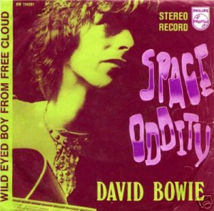 Space Oddity 1969 Belgique Stereo