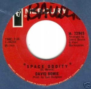 Space Oddity 1969 Canada