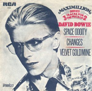 Space Oddity 1975 Pays-Bas