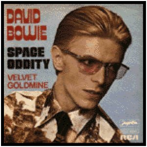 Space Oddity 1975 Yougoslavie