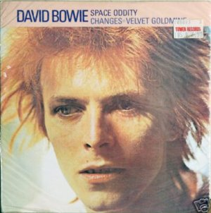 Space Oddity 1983 Royaume-Uni