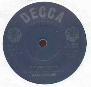 The London Boys 1975 (logo courbé)