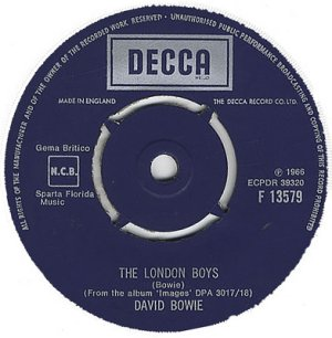 The London Boys Royaume-Uni 1975