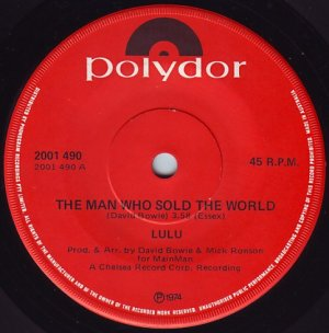The Man Who Sold The World Australie