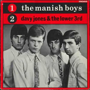 The Manish Boys 1982