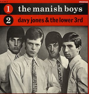 The Manish Boys 1983